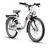 s'cool chiX 20 3-S steel White/Red